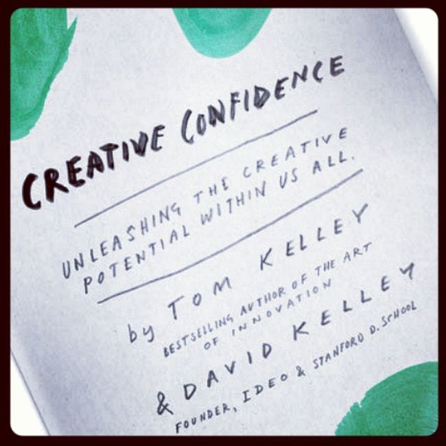 Edgar24Scott Creative Confidence  by the Kelley Brothers