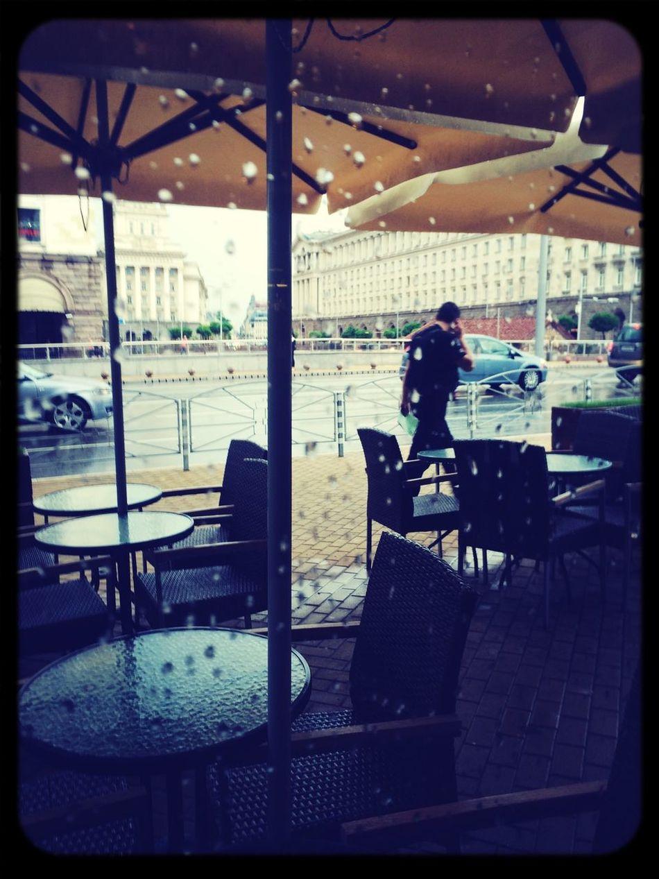 Rain Caffeelattee  Sofia