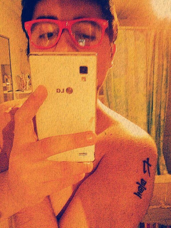 Tattoo Crazy Faces Ojos Misteriosos jajajajsjsjsjss mi cara xD