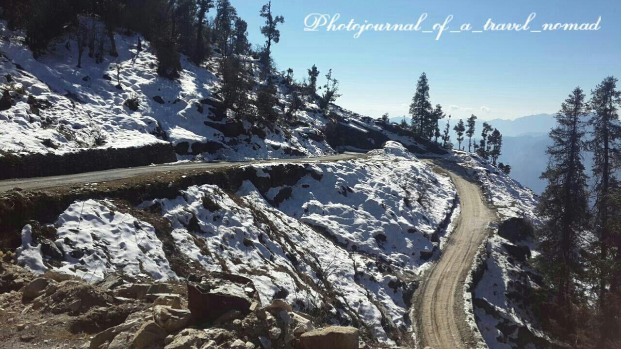Let's explore new paths ... Travelling Photography Digital Nomad Eye4photography  Melancholic Landscapes Snowcladpeaks Mountainsarecalling Snowscape Snowsnowsnow.  Travelingfoot Shutterbug_travels