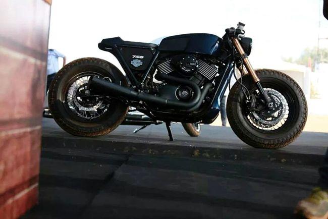 Harley Love For Bikes 750GM Enjoying Life Hanging Out Taking Photos Original