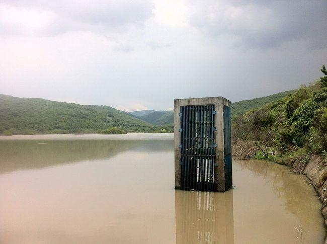 Mexico Nature Bluewater Water Lagoon Minimalism Moroleon Cepio Scenery Paisaje