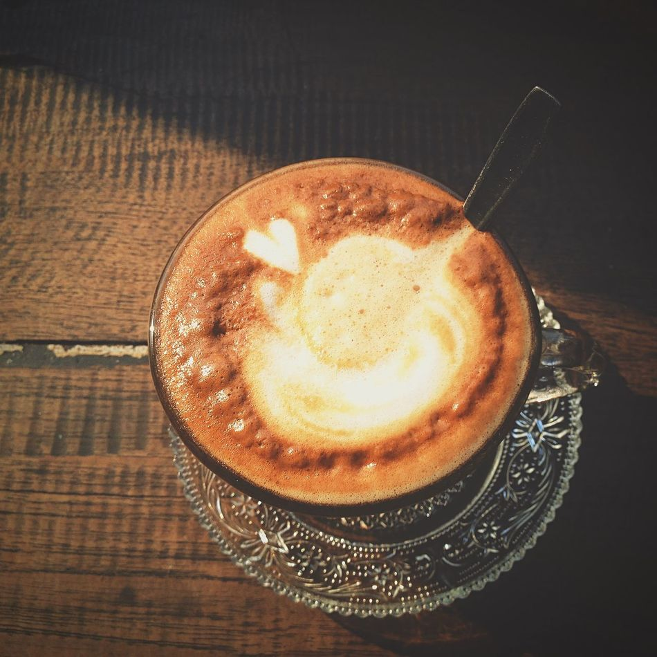 Good day.. Coffee Break Cappucino Helloworld Getting Inspired Light And Shadow Enjoying Life Coffee And Sweets