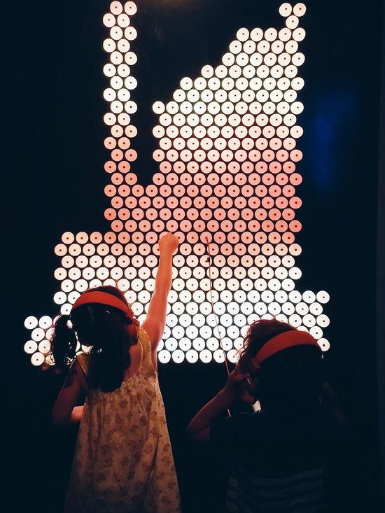 Lifestyles Illuminated Enjoyment Weekend Activities Dark Children Children Photography Music Audio Plugin 29rooms