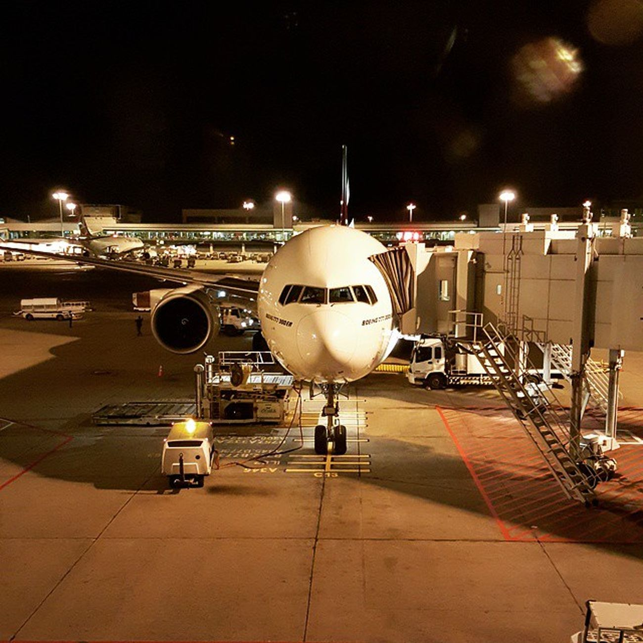 Boeing 777. Awesome Singapore Loveit Changiairport Boeing