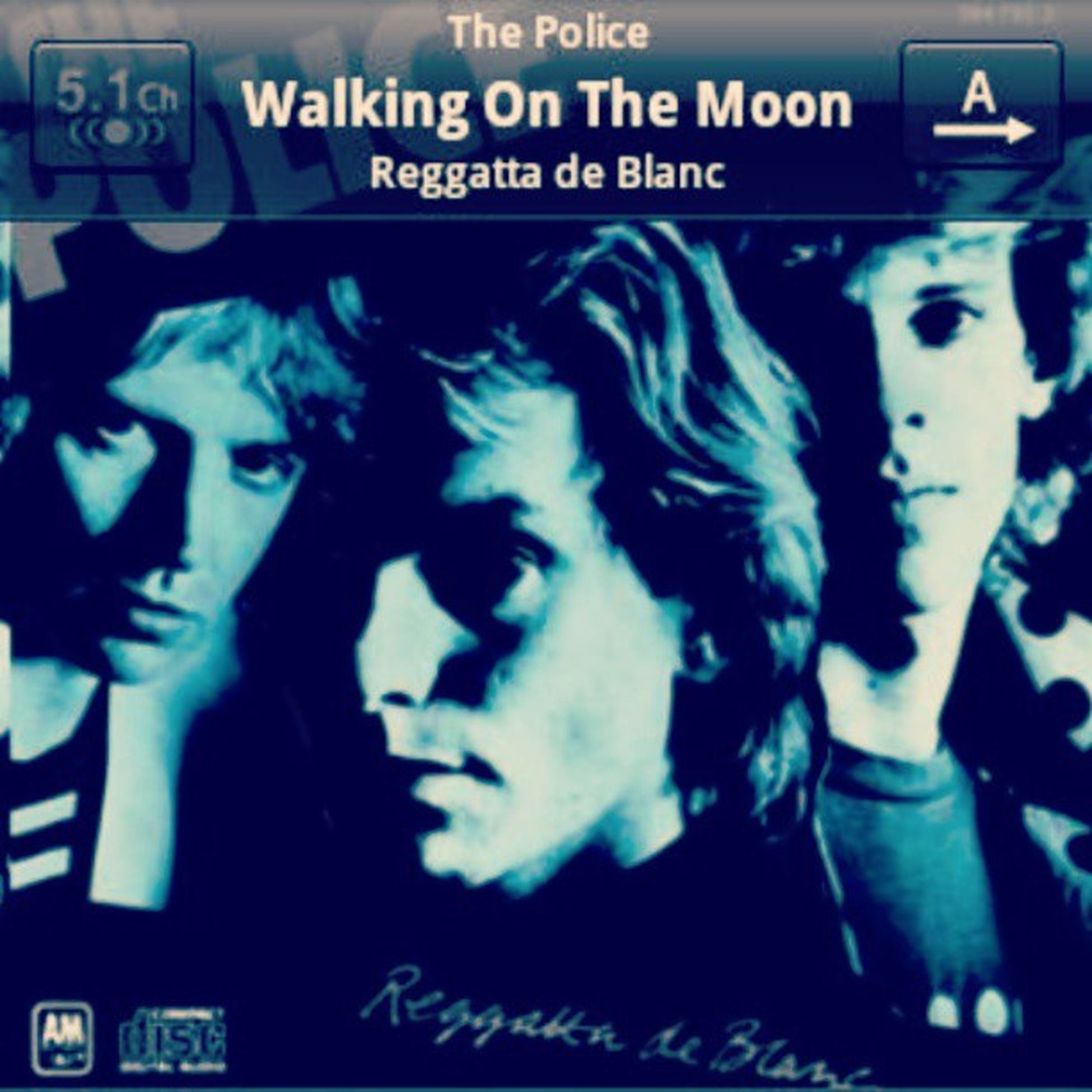 It never gets old <3 Thepolice Music Morninglisten Oldies sting playlist