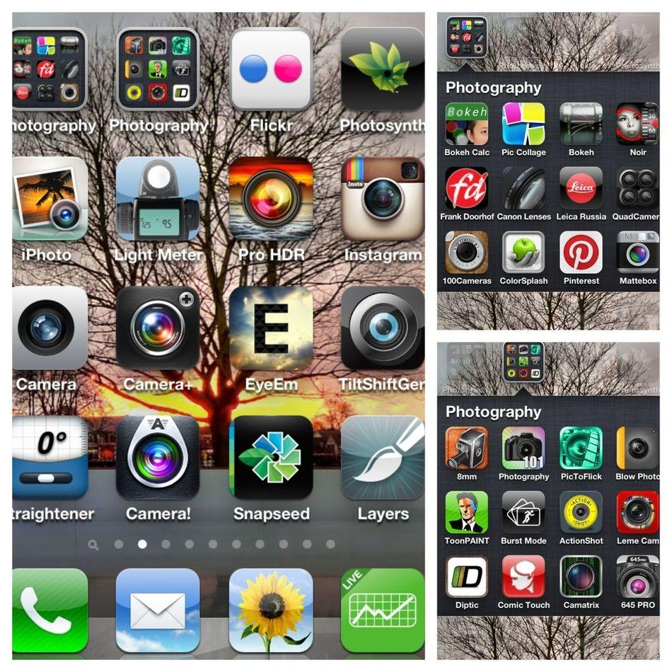 My IPhone Camera App's
