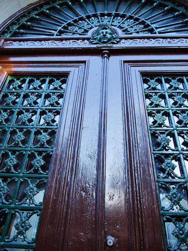 Door Door Details Sculpture