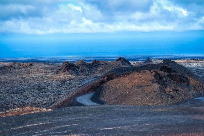 Volcano in Lanzarote, Spain Taking Photos Landscape_Collection Enjoying Life Eye4photography  Growing Better