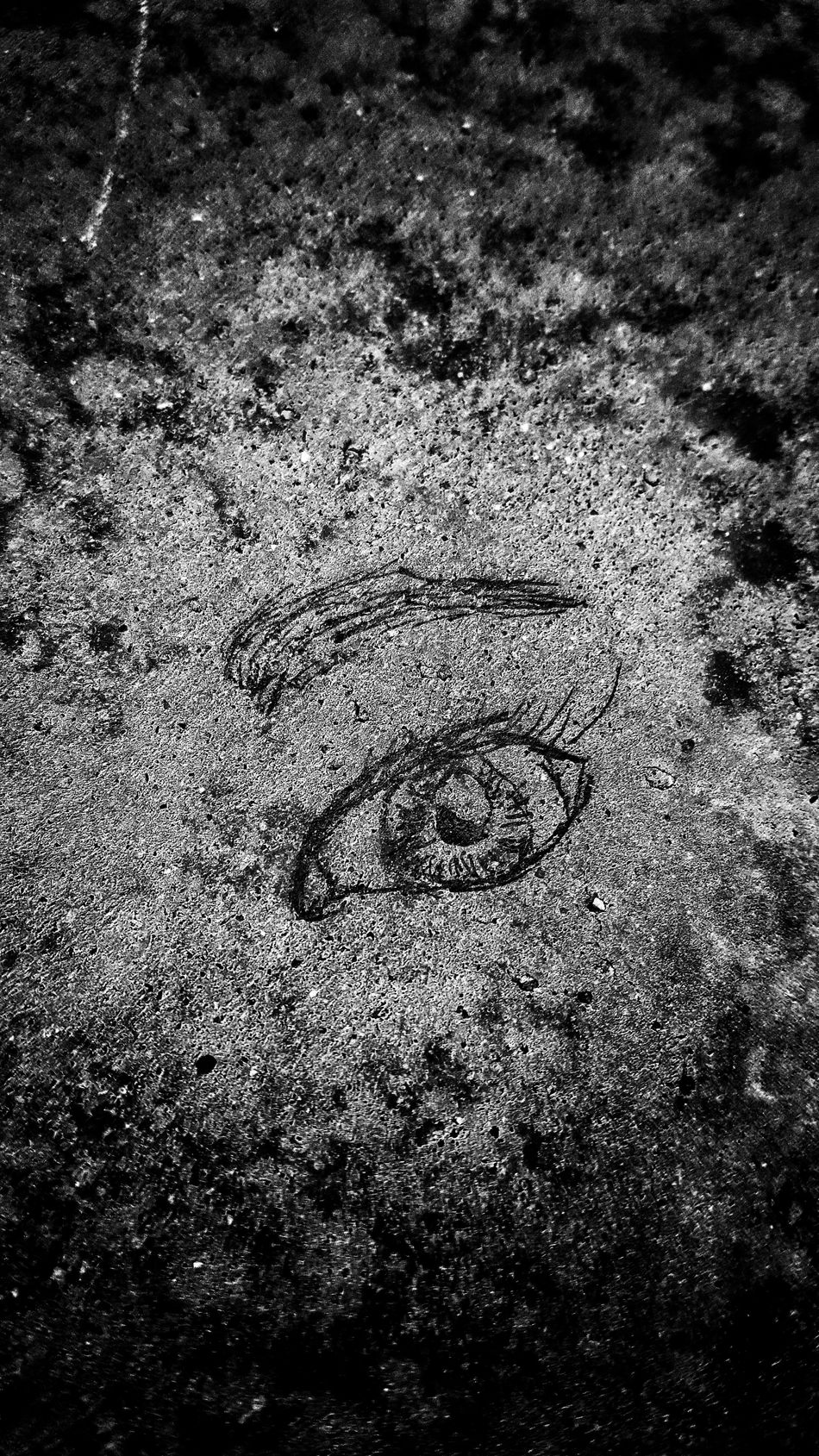 No People Abstract Close-up Day Eye Drawing Scetch Bench Concrete School Pencil ArtWork Art Draw Pencil Drawing Pencil Sketch  EyeEmNewHere Afterschool  Backgrounds Textured  EyeEmNewHere EyeEmNewHere Welcome To Black