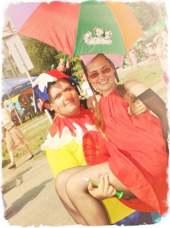 Карнавал лето Наташа память