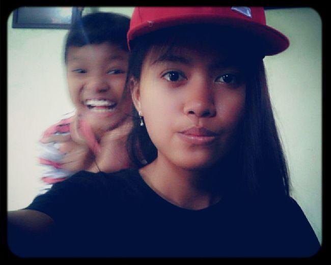 me with my brutha ;) Me Brutha Selfie Love