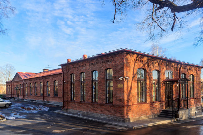 Repository of Kizhi museum Architecture Architecture_collection Beautiful Building Exterior Built Structure Colors Day Historical Building History No People Outdoors Russia Sky Spring Sunny Time Tree Window
