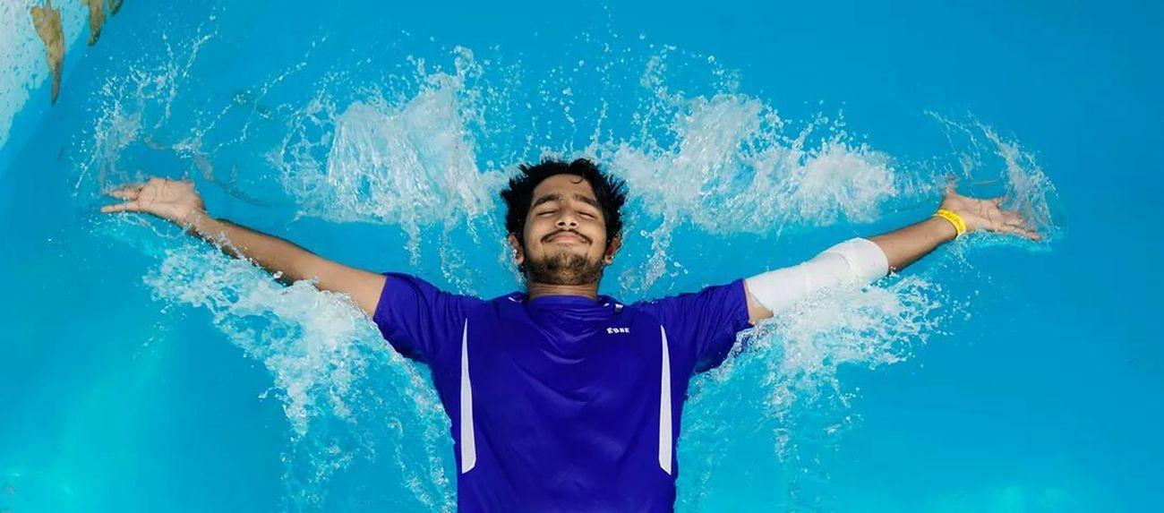 The EyeEm Facebook Cover Challenge Watersplash Smileplease My Happy Place