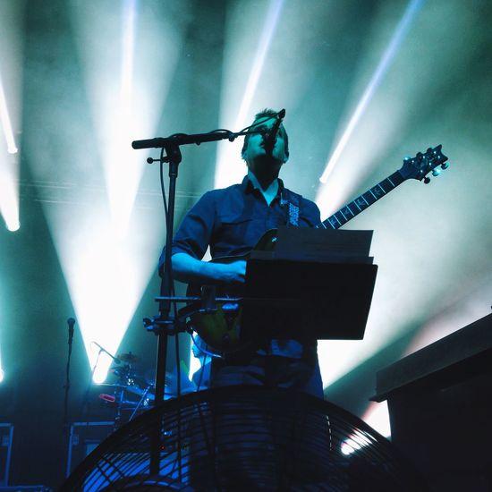 Nashville Ryman Auditorium Umphrey's McGee Live Music Concert Tennessee 02.06.2015