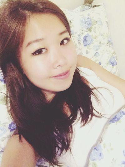 Night That's Me Hello World Asian Girl Selfie