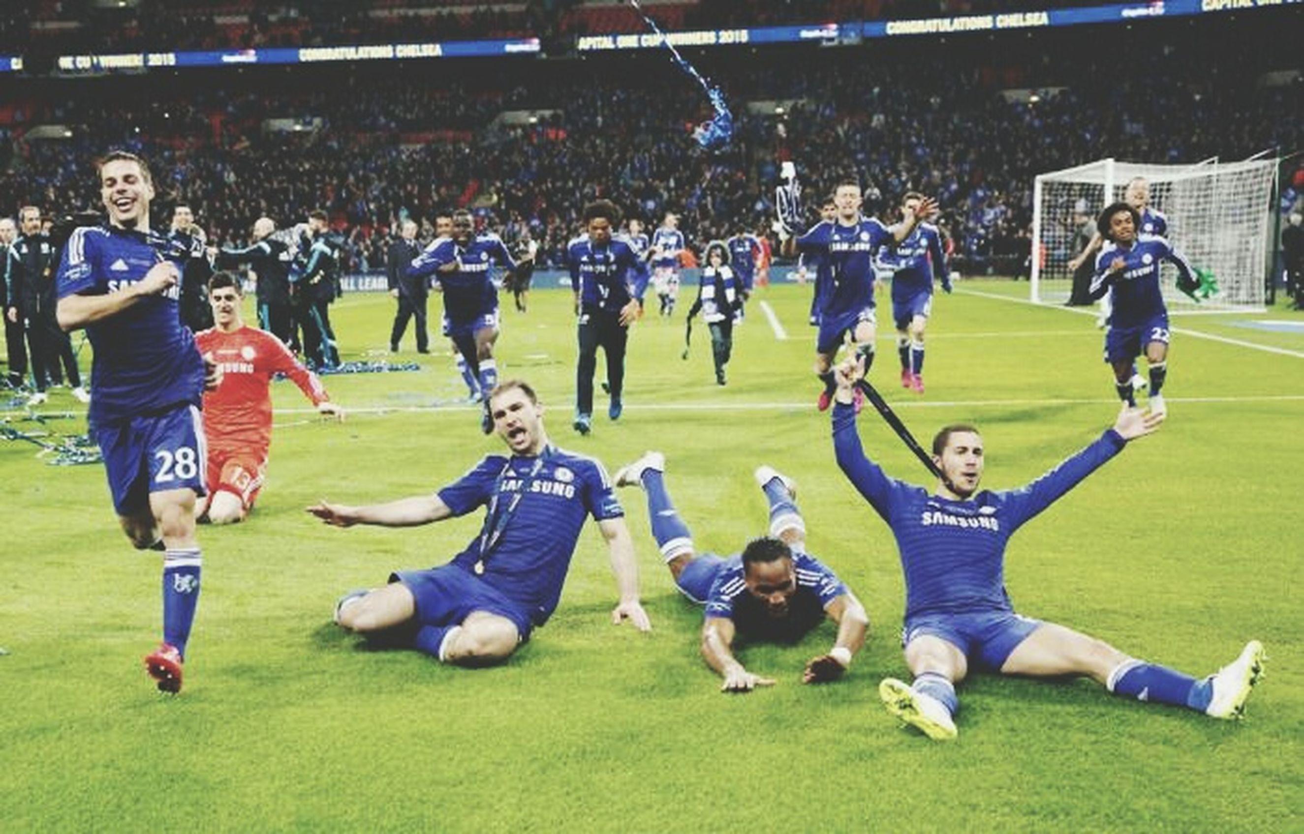Chelseafc Capitalonecup winner