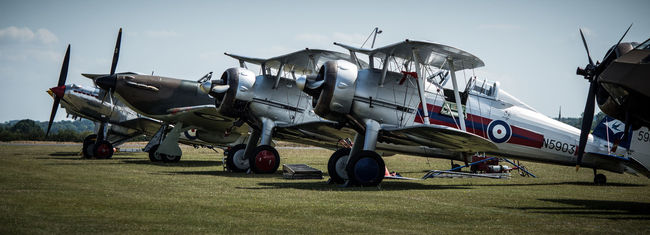 The last two flying......Gloucester Gladiators not flying Canon 650D Canonphotography Cropped Gladiator Gladiators Gloucester Gladiators Last Two Raf