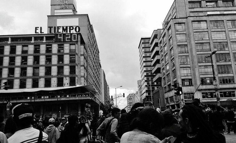 Marcha cannabica 2017, 4:20- Bogotá, Colombia. Ph: maría paula g.