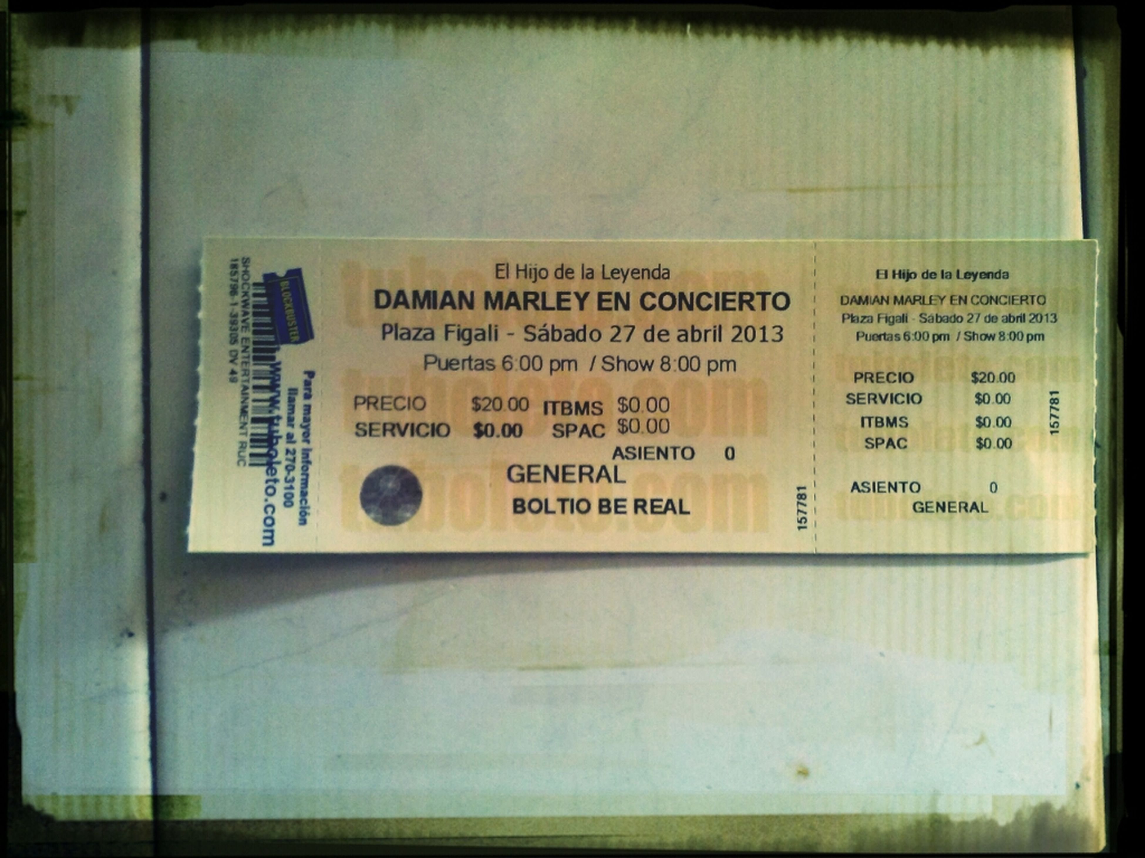 Pa Damien Marley