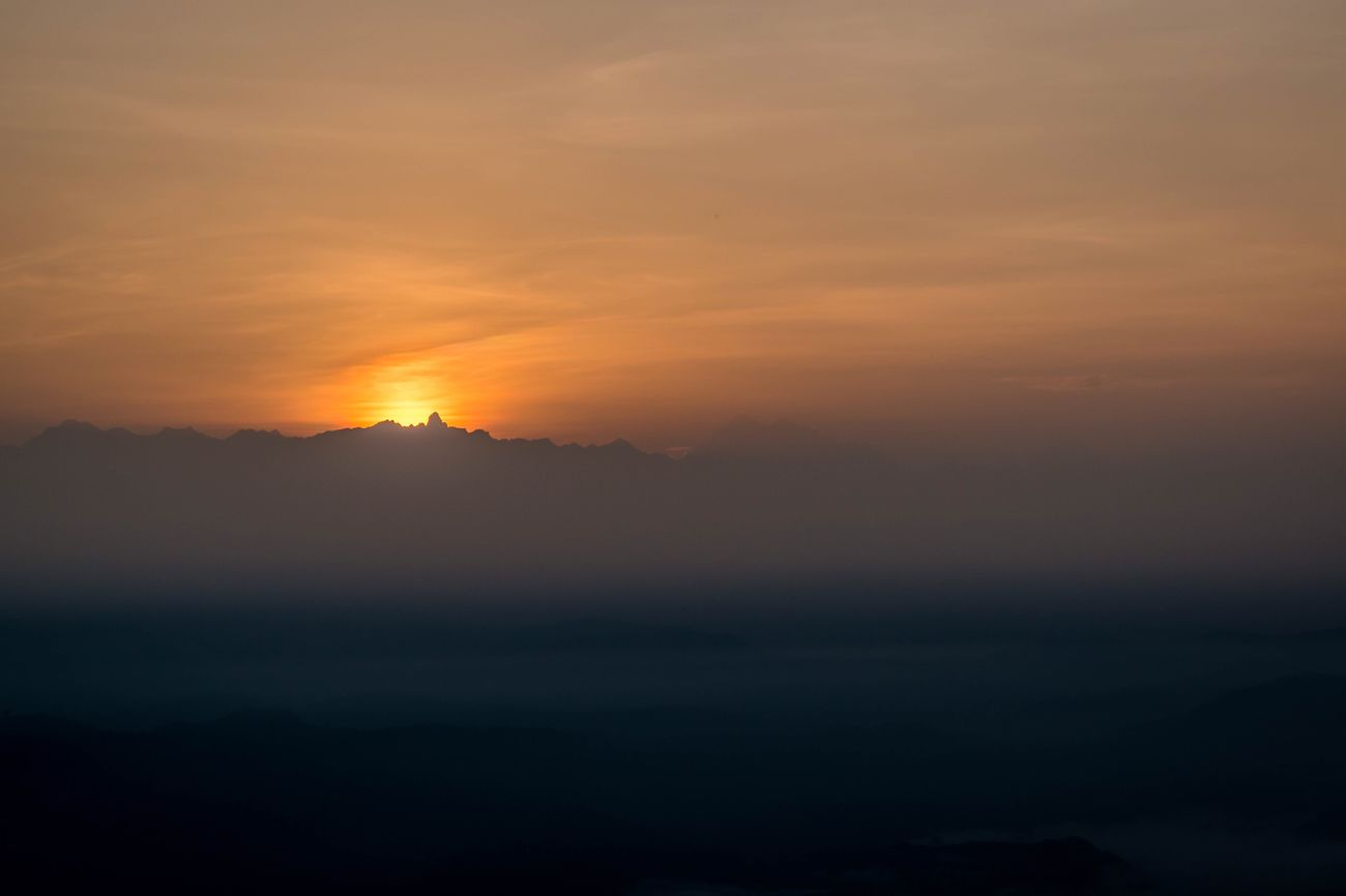 Live For The Story Sunrise FromNepal 🇳🇵 Live For The Story
