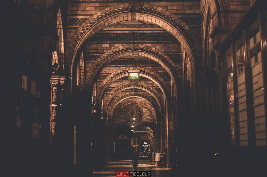Gothic Arches Architecture Photography