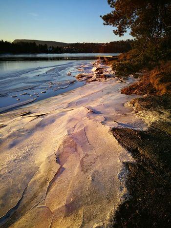 Water Ice Winterwonderland Winterbeach Winterscapes Beauty In Nature