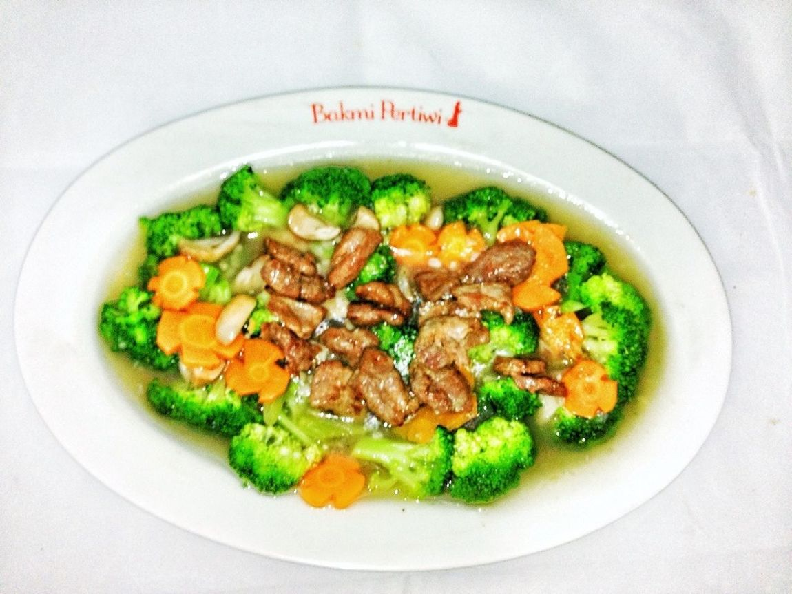 Food Menu Vegetables Brokoli