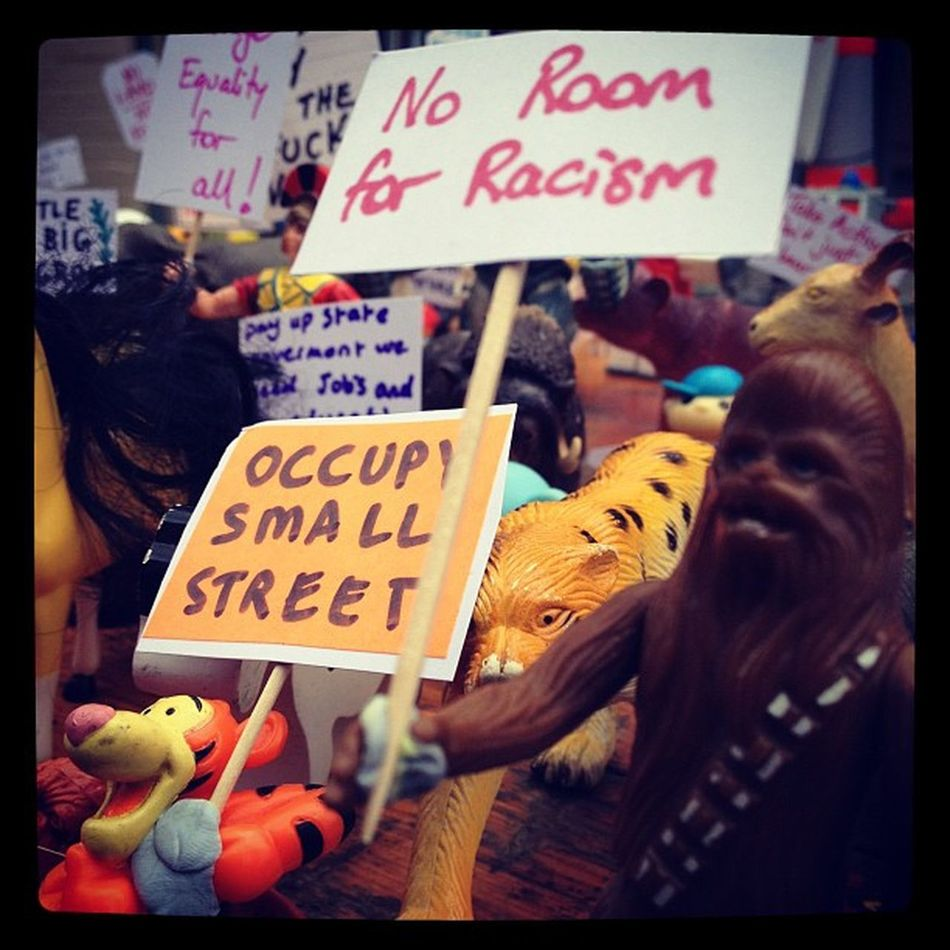 Occupy Perry St