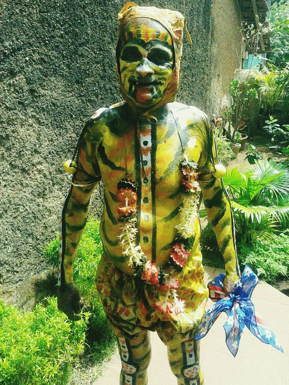 Tigerman Bedarvesa At Sirsi People And Places