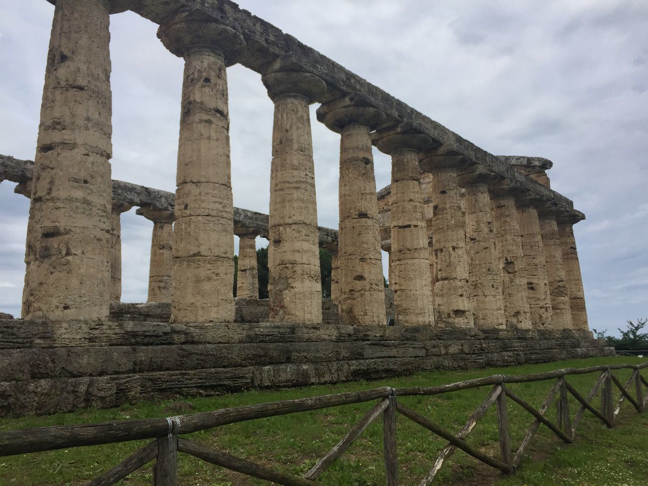 Historic Ruins of Paestum. Paestum Magna Grecia Ruins Of Paestum Campania Paestum Salerno Showcase July