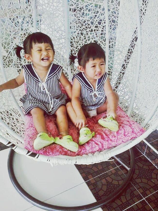 😁😢 Emotions🙊🙉🙈 Children Twingirls Mynieces Cute♡