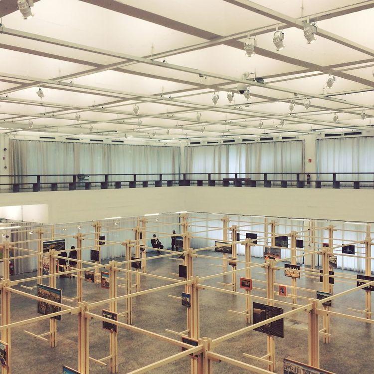 Minimalist Architecture Indoors  Architecture Sao Paulo - Brazil Brazil Lina Bo Bardi Museum