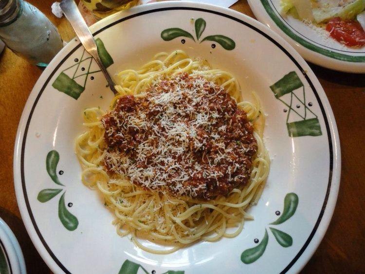 Enjoying A Meal Food Porn Italian Food Enjoying Life