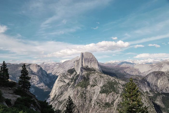 The Great Outdoors - 2016 EyeEm Awards Peoplescreatives Wandering Gooutside Chasinglight Live Folk Adventure Live Authentic Fromwhereistand Goexplore Yosemite Half Dome California Original Experiences Feel The Journey