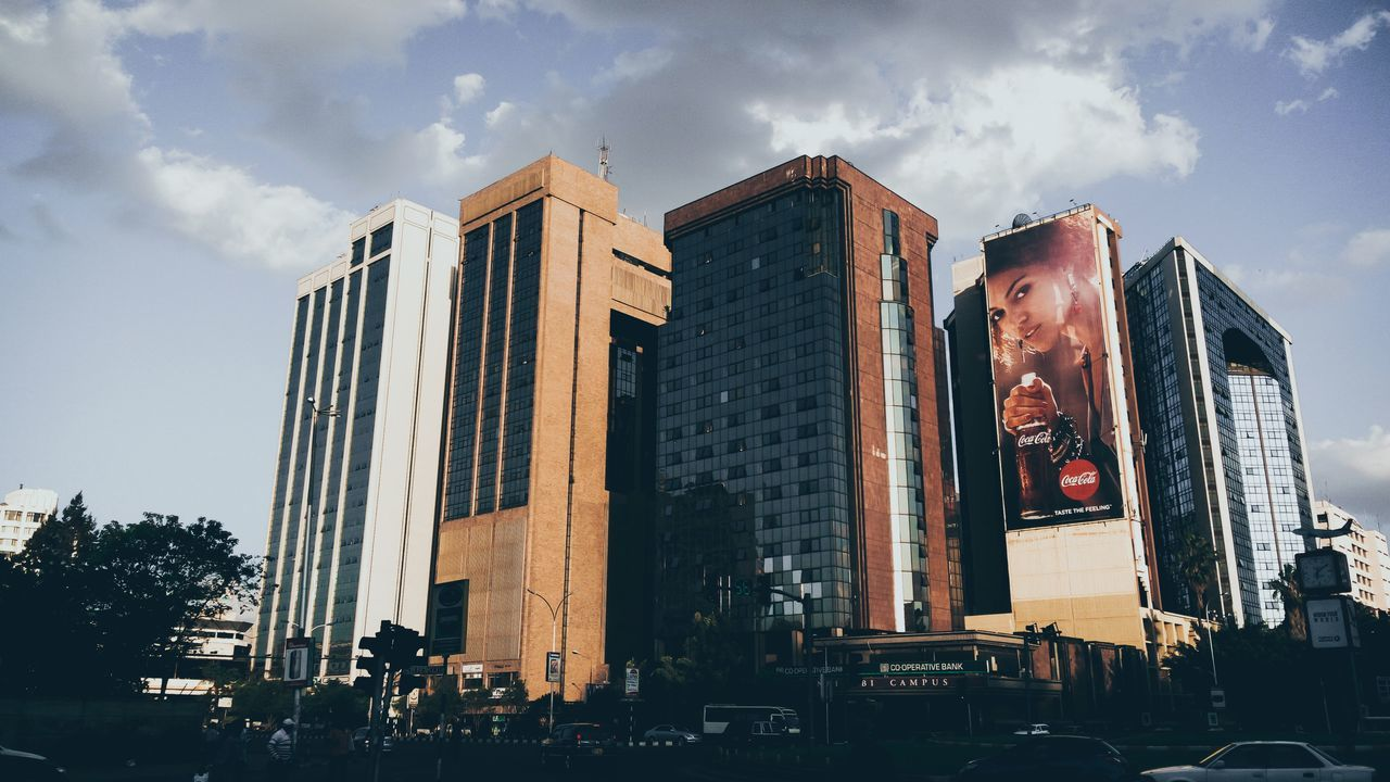 City Cloud - Sky Outdoors Building Exterior Architecture Sky Day EyeEm Gallery EyeEm Streetphotography Architecture Canon Camera Built Structure City EyeEm Best Shots Detail Canonphotography Africa Canon Camera Canon The Street Photographer - 2017 EyeEm Awards EyeEmNewHere