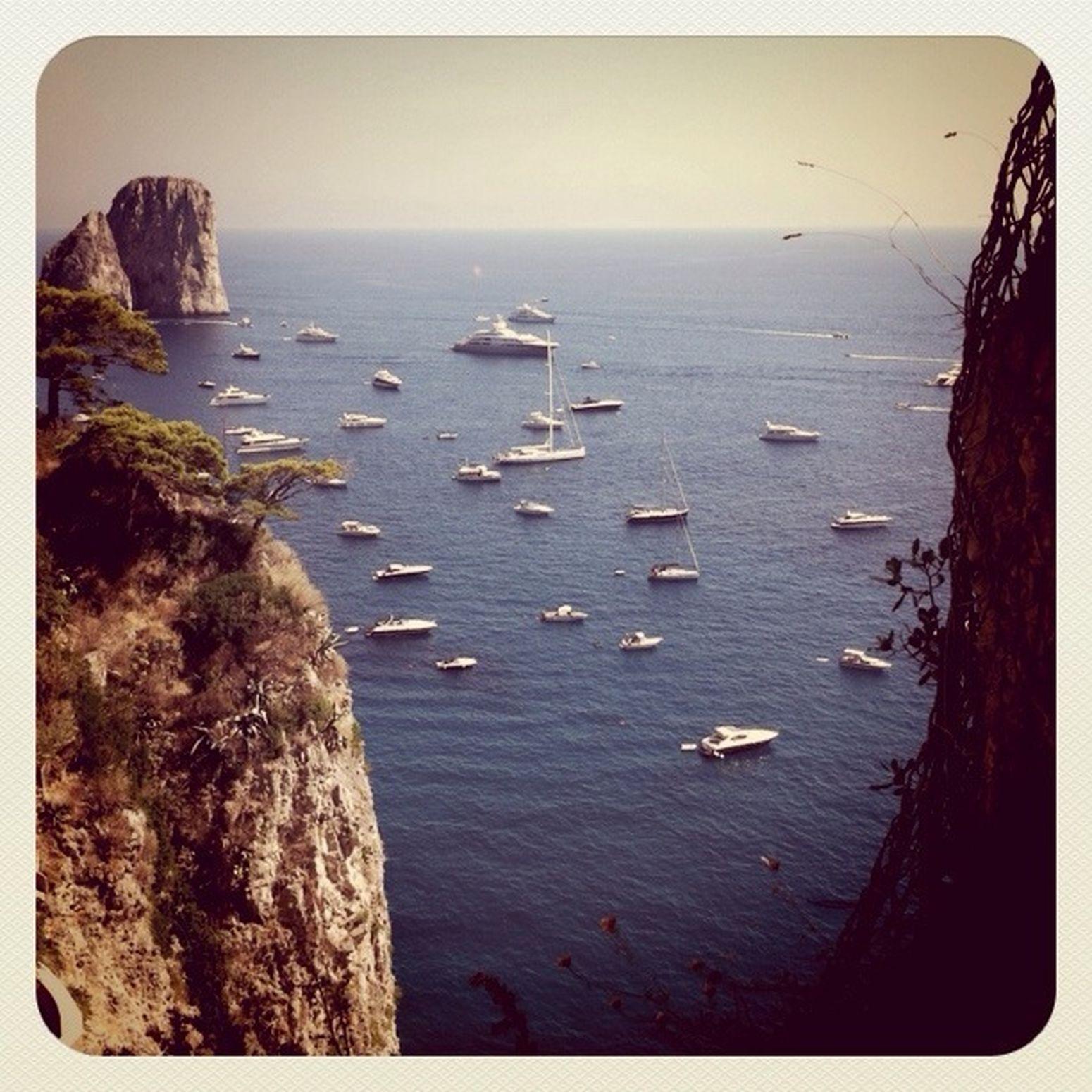 Travel at Capri Travel Divelandscape