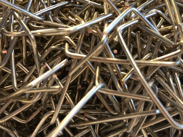 Backgrounds Full Frame Large Group Of Objects No People Metal Factory Close-up Day Outdoors