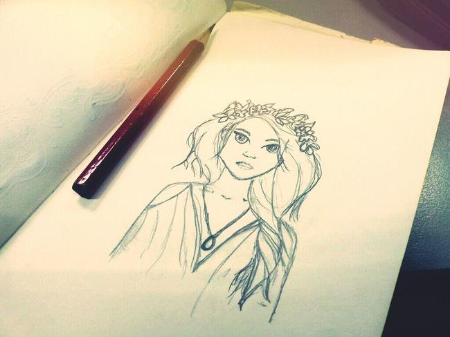 my quality time lunch break. sempat lagi! haha Drawing My Drawing Art Sketching