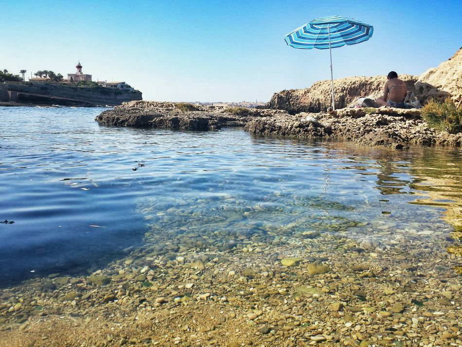 Taking Photos Relaxing Solitary Enjoying Life Nature EyeEm Best Shots Protecting Where We Play Getting Inspired Nature_collection Sea Plemmirio - Pillirina 🐠