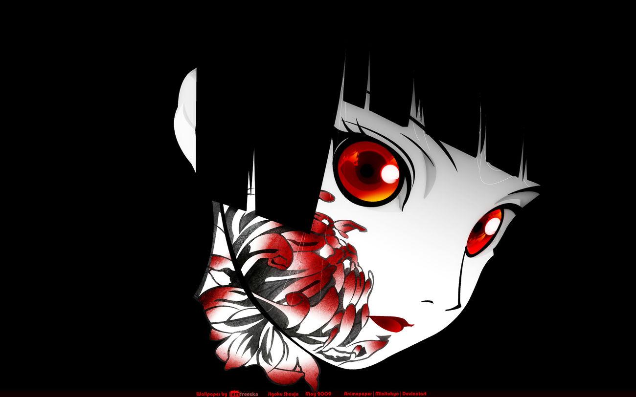 Manga Anime Gore Otaku jigoku shojo