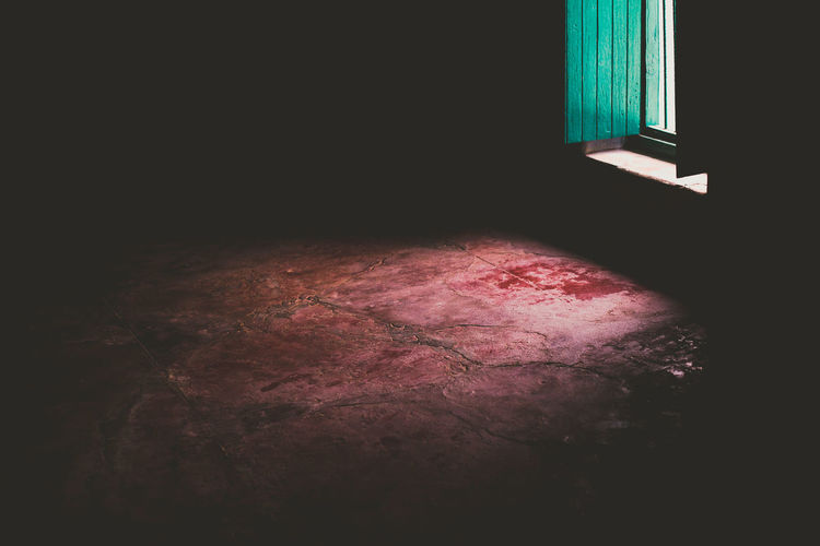 Absent Subject - I Abandoned Places Abstract Conceptual Creepy Dark Darkness And Light Darkroom Dramatic Empty Empty Places Empty Room Illuminated Lonely No People Scary Scary Places Shadows Shadows & Lights Spooky Window Window Light Wooden Shutters Wooden Windows Eyeemphoto