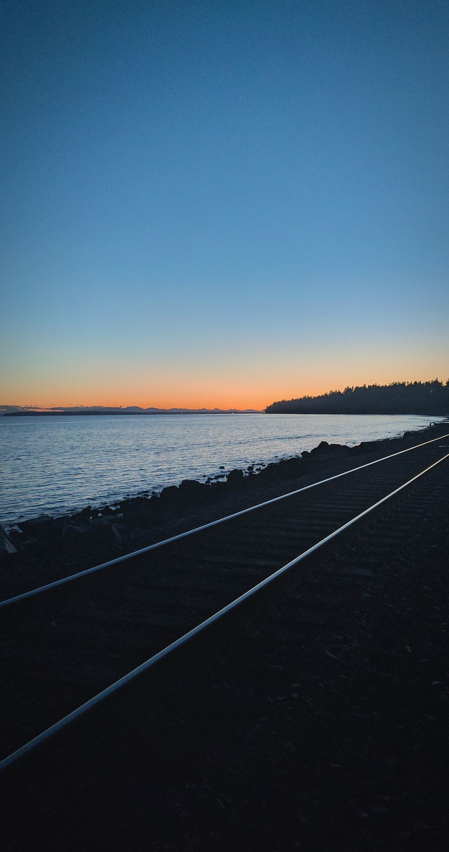 Tracks 🛤 White Rock Railway Track
