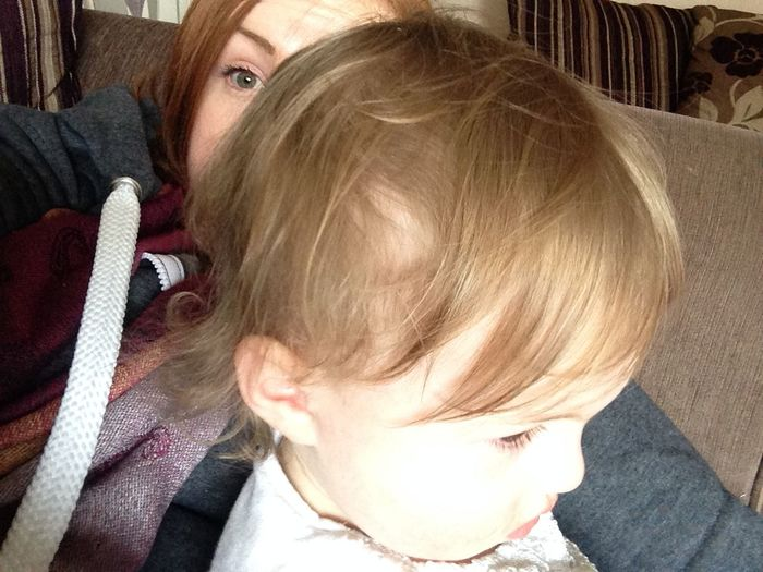 Me and the littlest monkey Littlestchunk Goddaughter Beautiful Cuddles