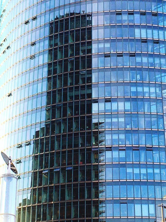Architecture Building Exterior Built Structure City Skyscraper Office Building City Life Cityscapes Berlin Glass Window