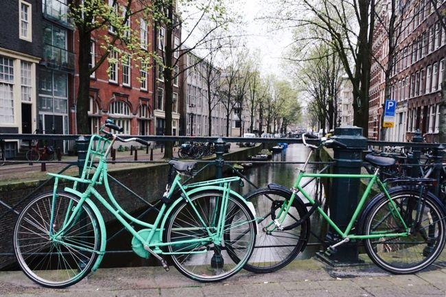 Amsterdam bikes Amsterdam Bikes Exploring Enjoying Life Travel Photography Hello World Holland