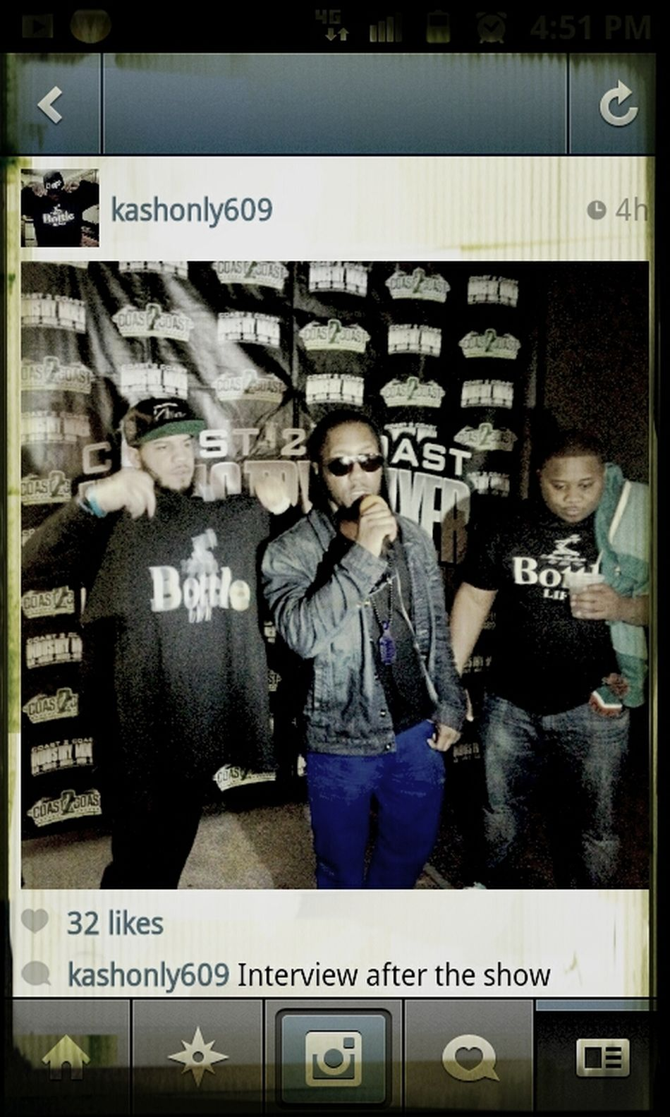 Coast2CoastMixtapes Show!!!! #Interview #BBE #WeDidDat Turn Up! !!!
