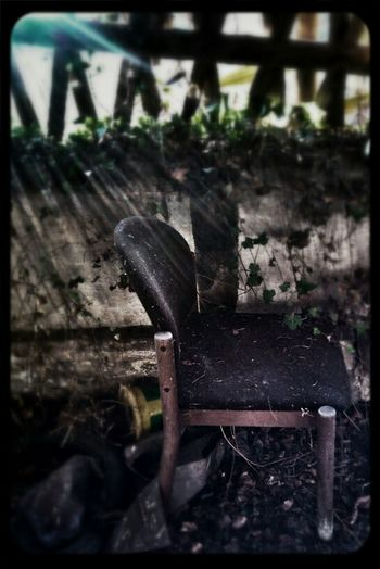 Abandoned NEM Derelict