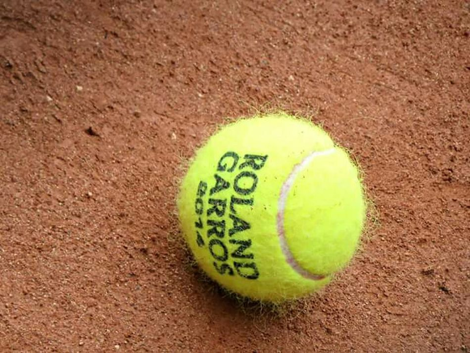 Tennis Ball Tennis Championship Clay Courts