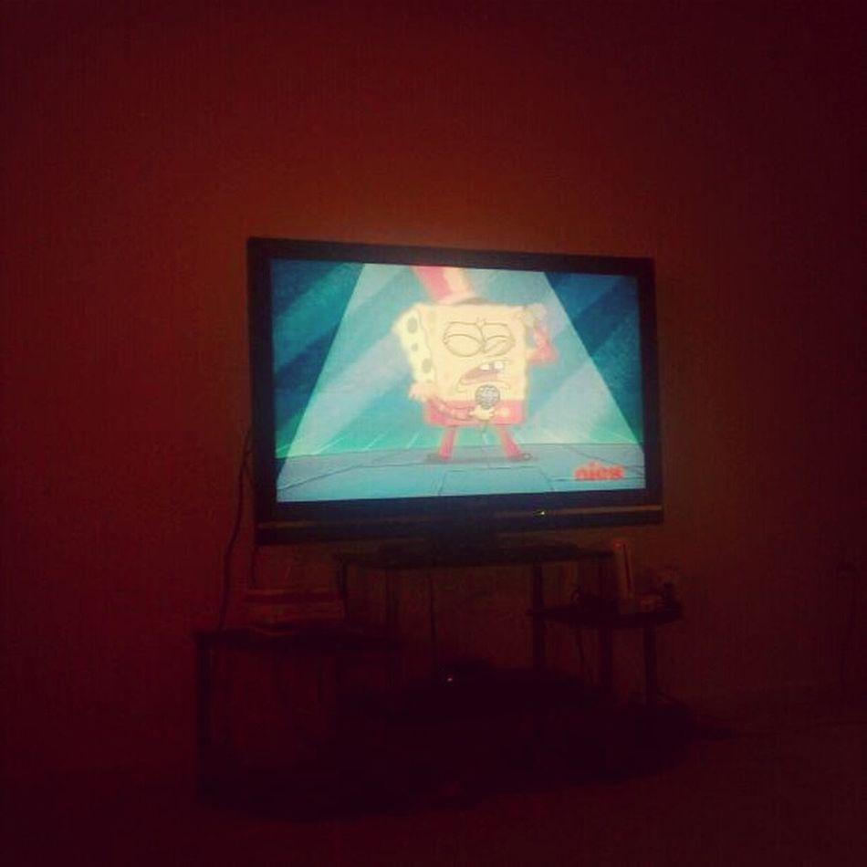 Sponge Bob :D